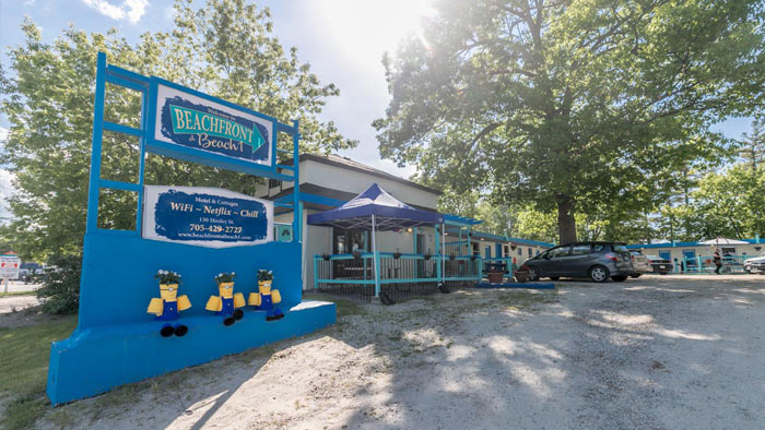 Where to Stay in Wasaga Beach